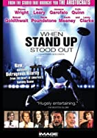 When Stand Up Stood Out [DVD] [Import]
