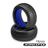 JCONCEPTS 3070-02 Metrix 1/8 Buggy Tyre Green (2) by J Concepts