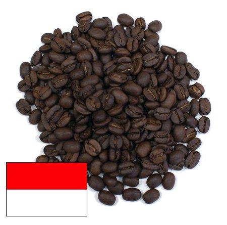【自家焙煎コーヒー豆】業務用 マンデリン・トバコ1kg(500g×2) (豆のまま)