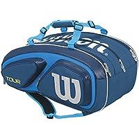 ウィルソン テニス ラケットバッグ ツアー V 15PACK (ラケット15本収納可能)