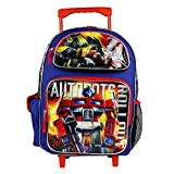 New Transformers Large Rolling Backpack [並行輸入品]