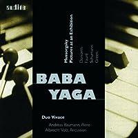 Baba Yaga: Music for Percussion & Piano