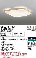ODELIC(オーデリック) LED和風シーリングライト 調光・調色タイプ LC-FREE Bluetooth対応 【適用畳数:~8畳】 OL291019BC