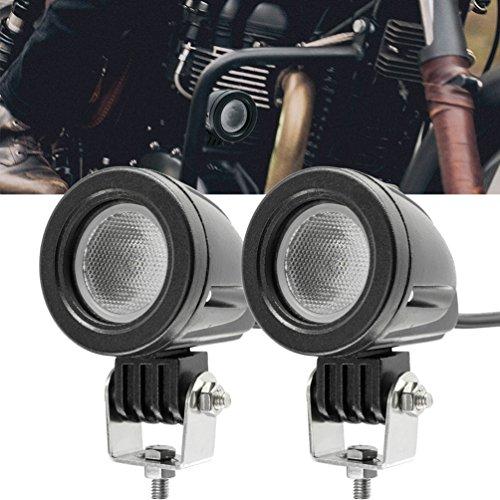 LEDワークライト 最新版 CREE製 10W LED作業灯 広角タイプ 60度12V/24V兼用 ...