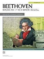 Sonata No. 17 in D Minor, Op. 31, No. 2: Tempest (Alfred Masterworks)