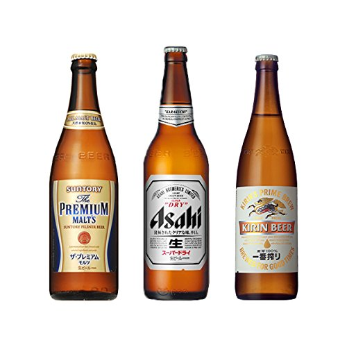 瓶 ビール 量 中