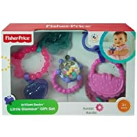 DDI 1471907 Fisher-Price Brilliant Basics Little Glamour Gift Set by Fisher-Price