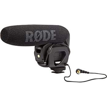 RODE ビデオカメラ用コンデンサーマイク VIDEOMIC PRO 正規輸入品