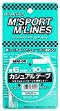 MYS カジュアルテープ シルバー(6mm×10m) MM-09