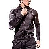 (シュアナウ)SURENOW ジャージ メンズ 上下セット パーカー スウェット ジャケット スポーツウェア トレーニング ランニング 吸汗速乾