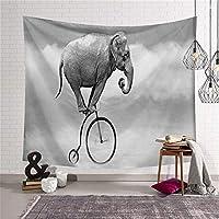 マンダラタペストリー魔術サイケデリックボヘミアン家の装飾壁カーペット lutingstore (Color : Tapestry 1, サイズ : 1500MMx1300MM)