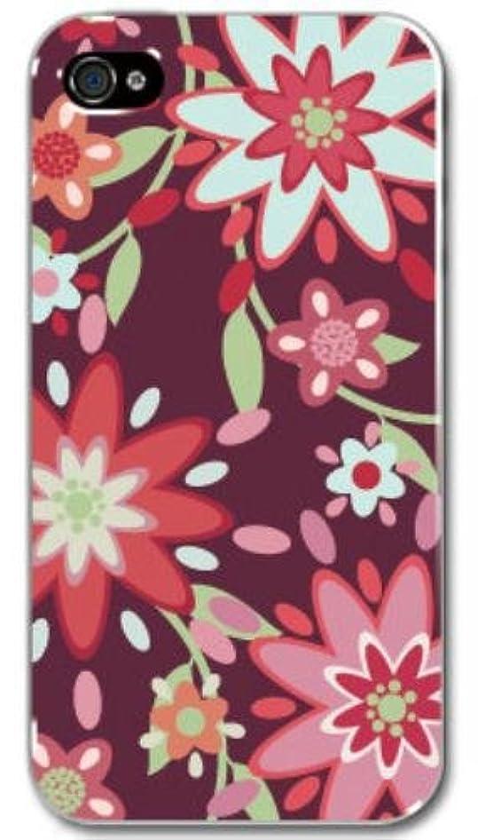 チューインガム母【Paiiige】 夏花 (クリア)/ for iPhone4S/softbank専用ケース SFIP4S-100-A011