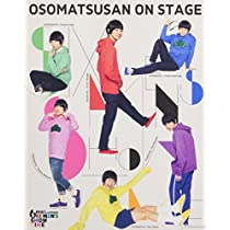 おそ松さん on STAGE ~SIX MEN'S SHOW TIME~ [DVD]