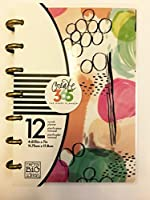 Create-365-Mini-Happy-Planner-Painterly Abstract [並行輸入品]