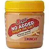 Bega, Bega No Added Sugar or Salt Crunchy Peanut Butter, 325 Grams