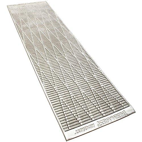 THERMAREST(サーマレスト) マットレス クローズドセルマットレス リッジレスト ソーライト R値2.8 シルバー...