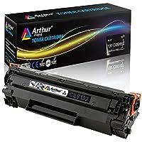 Arthur Imaging 互換トナーカートリッジ交換用 Canon137(9435B001AA)対応 ブラック 1パック
