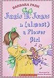 Junie B. Jojnes is (almost) a Flower Girl