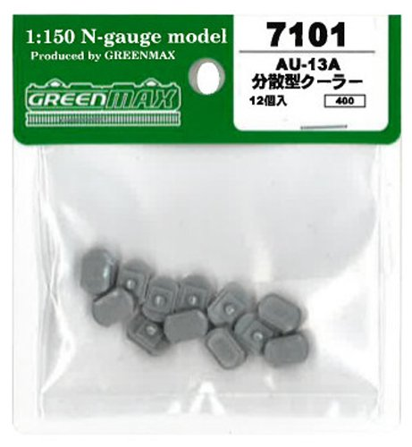 Nゲージ 7101 AU13A型クーラー 12ケ