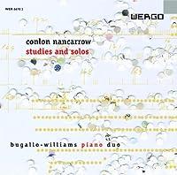 Nancarrow: Piano Studies/Solos
