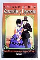 Zarzuelas y Operetas
