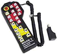 CNC 4軸USBペンダント手動リモートコントロールジョグエンコーダfor mach3のみ