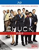CHUCK/チャック<ファイナル・シーズン> ブルーレイコンプリート・ボックス (2枚組) [Blu-ray]