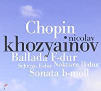 Ballad & Sonata by F. Chopin (2012-09-11)
