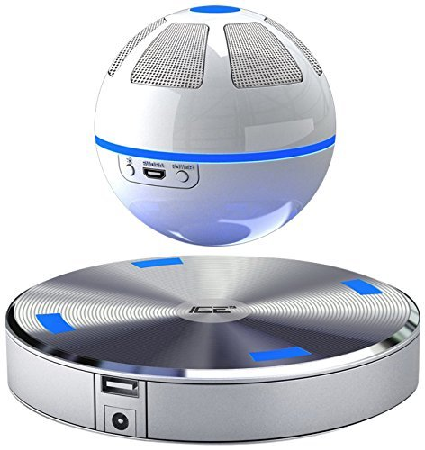 宙に浮かぶBluetoothスピーカー ICE Orb [並行輸入品]
