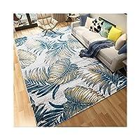 8HAOWENJU ヨーロッパのカーペット、リビングルームベッドルームベッドサイドブランケット、エントリコーヒーテーブルの毛布、現代のミニマリストドアマット リビングルーム、ベッドルーム、最高の装飾パートナー (Color : C, Size : 2000MM×2900MM)
