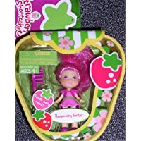 Strawberry Shortcake Hasbro Mini Doll in Purse Raspberry Torte by Strawberry Shortcakd [並行輸入品]