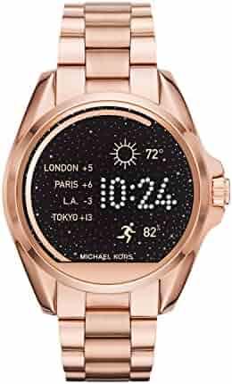 4f6676ac1855  Michael Kors  Michael Kors Women s Watch Bradshaw Smart Watch mkt5018   parallel import goods