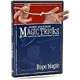 [マジック メーカー]Magic Makers Amazing Easy to Learn Magic Tricks DVD: Rope Magic MM-2107 [並行輸入品]