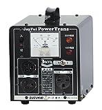 スズキッド(SUZUKID) 昇・降圧兼用器 ジョイフルパワートランス JPT-30