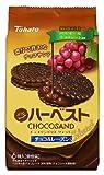 東ハト ハーベストチョコサンド セレクテッド チョコ&レーズン 6個×6袋