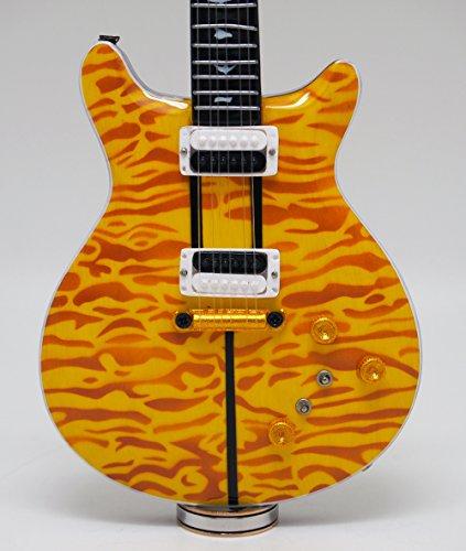 [Musical Story] High-class ミニチュア ギター 楽器 カルロス サンタナ SANTANA? スタイル