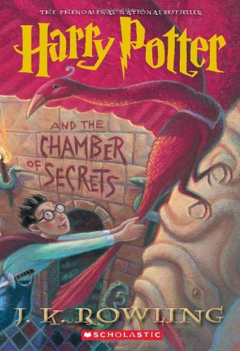 Harry Potter and the Chamber of Secrets (US) (Paper) (2)の詳細を見る