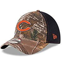 Chicago Bears Real Tree Neo 39thirty Flex Fit Hat /キャップ