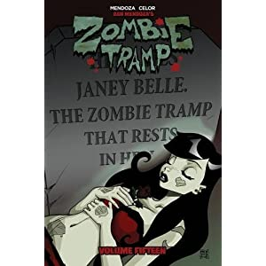 Zombie Tramp 15: The Death of Zombie Tramp