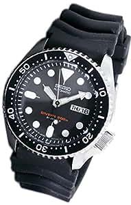 セイコー SEIKO ダイバー ブラックボーイ 自動巻き 腕時計 SKX007J1[並行輸入]