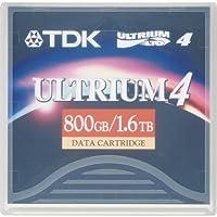 TDK LTO Ultrium4 データカートリッジ 800GB(圧縮時:1.6TB) D2407-LTO4
