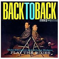 Back to Back by DUKE & JOHNNY HODGES ELLINGTON (2005-11-25)