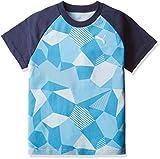 (プーマ)PUMA トレーニングウェア AOP 半袖Tシャツ 591889 [ボーイズ] 591889 11 ブルー ドナウ/ブルー アトール 130