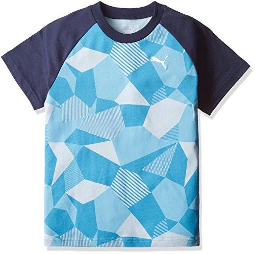 (プーマ)PUMA トレーニングウェア AOP 半袖Tシャツ 591889 [ボーイズ] 59188...