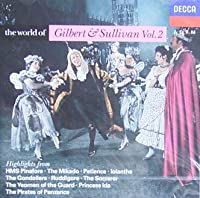 World of Gilbert&Sullivan Vol2