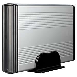 """タイムリー GROOVY 3.5""""HDD CASE SATA接続3.5""""HDD専用/シルバー SATA2-CASE3.5 SL"""