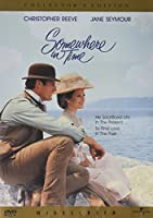 SOMEWHERE IN TIME - DVD Movie