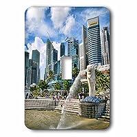 3drose LSP _ 71147_ 1City skyline , Fullerton、Clarke Quay、singapore-as32bba0041Bill Bachmann Single切り替えスイッチ