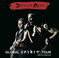 DEPECHE MODE Live In Hamburg Germany 2018 Global Spirit Tour 2CD set in Digipack