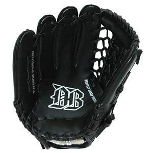 Be Active(ビーアクティブ) 【一般用】軟式野球グラブ (ブラック)左利き用 BA-1779